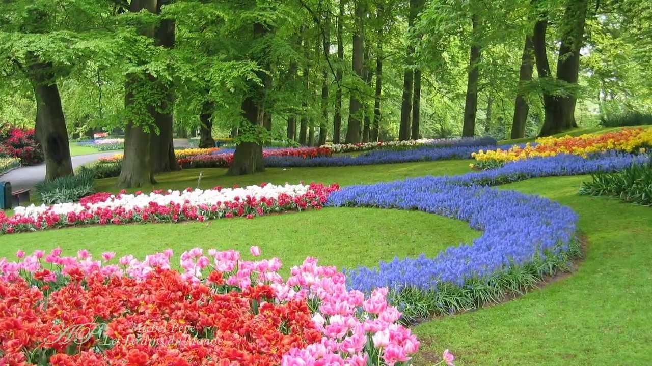 Michel p p les jardins du monde relaxing soothing music youtube - Les plus beaux jardins du monde ...