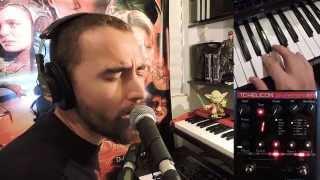 12 Rock Songs Using Tc Helicon Harmony G-XT - Rudy Wt