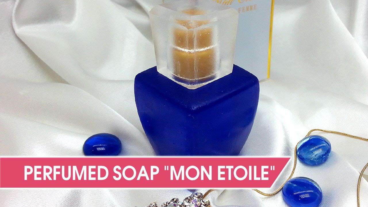 Как сделать мыло духи