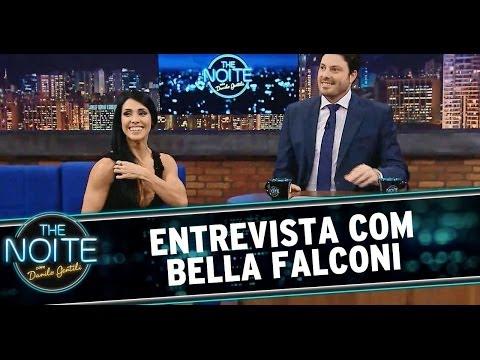 Entrevista com a musa fitness Bella Falconi