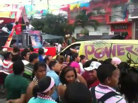 Carnival 2010 La Ceiba Honduras video
