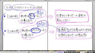 高校物理解説講義:「仕事と力学的エネルギー」講義17
