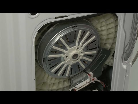 Rotor Assembly - Samsung Washer