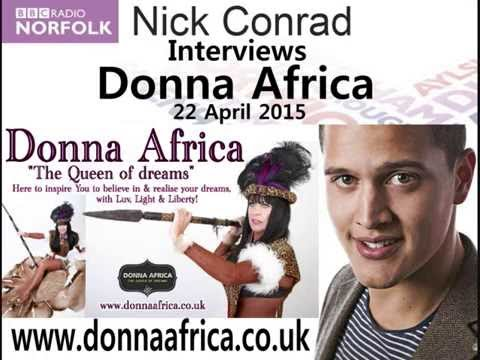 Donna Africa BBC Radio Interview in depth 22 April 2015