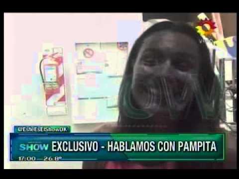 Ejes - Pampita debuta en el Jurado del Bailando