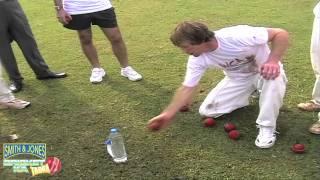 Cricket Practice:Jhonty Rhodes teaches fielding Part 5