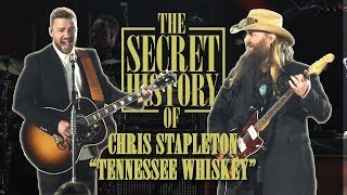 Secret History Of Chris Stapleton 39 S 39 Tennessee Whiskey 39