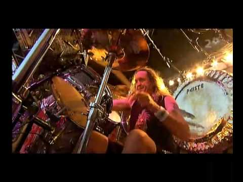 Iron Maiden - Phantom of The Opera - Live Sweden (2005)