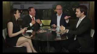 Carol Roth Jeff Macke Seth Porges Todd Schoenberger Panel Pilot Highlights- Four Sides