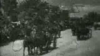 Historic Footage- US Battle ships/Admiral Dewey.1899.Part 2