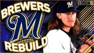 MILWAUKEE BREWERS REBUILD | MLB the Show 18 Franchise Rebuild