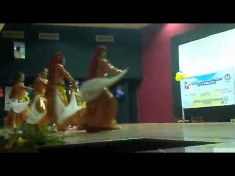 Thames Int'l College performing Pani Mitho Mero Hajur Ilam Bajar Ko in ISM 2012 in NITR