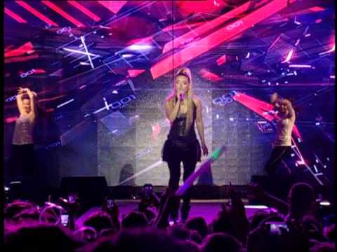 Dashni Morad - Live On Nrj Music Tour - Beirut 06, July 2013 video