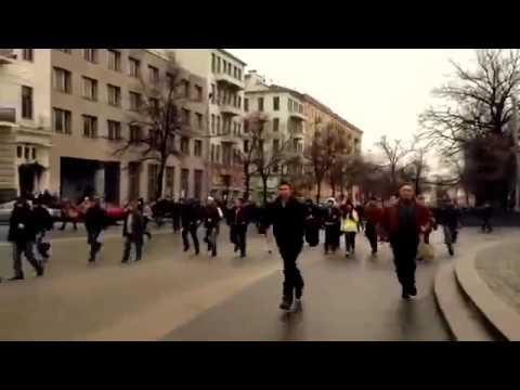 Украина 21 04 14 ПО ВСЕЙ УКРАИНЕ ПОШЕЛ ОТЛОВ БАНДЕРОВСКИХ КРЫС