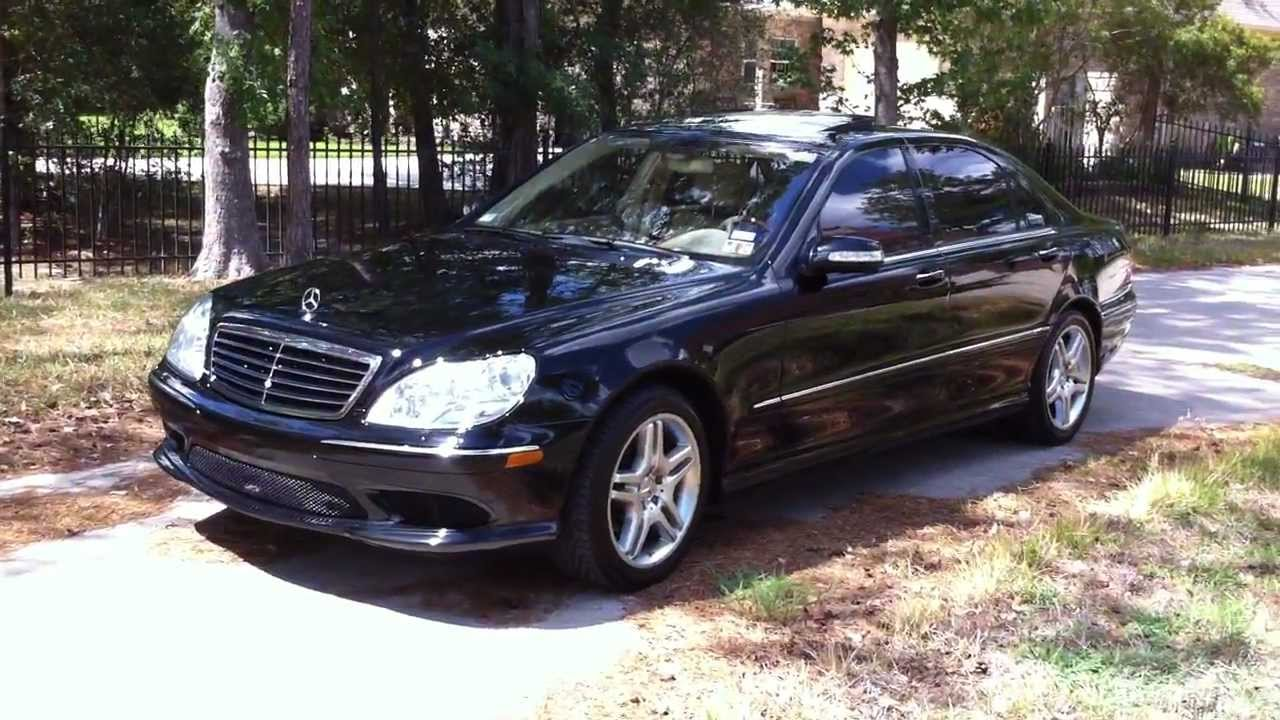 2006 mercedes benz s500 amg for sale s class fully loaded for Mercedes benz s500 for sale