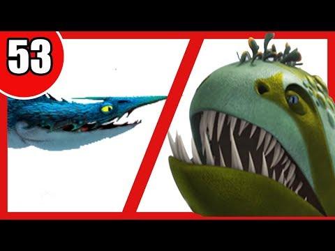 МОРСКОЙ ШОКЕР против КРУШИТЕЛЯ. Водный дракон против водного дракона