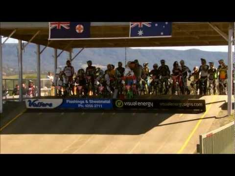 2012 NSW BMX Titles - 35-39 Cruiser Womens Final