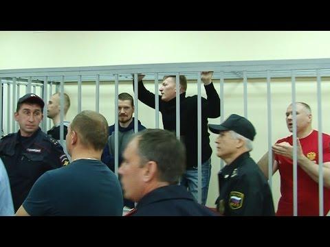 Приговор Алексею Советову