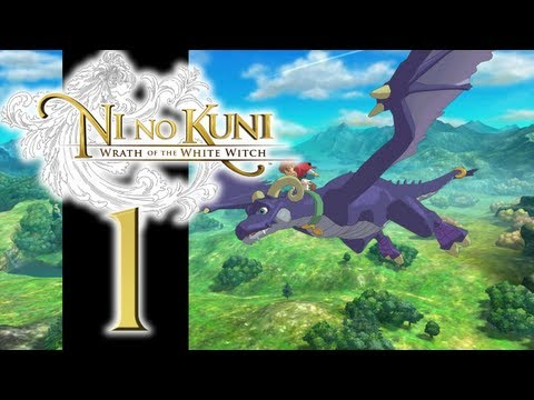 Beef Plays Ni No Kuni EP01 The Story Begins