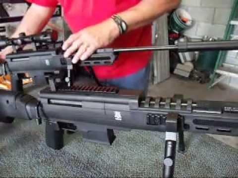 Ignite black ops sniper air rifle setup part 2