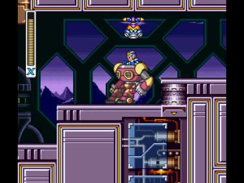 Mega Man X - Mega Man X Walkthrough Part 5 - User video