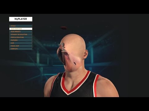 NBA 2K15 – Face Scan Fails