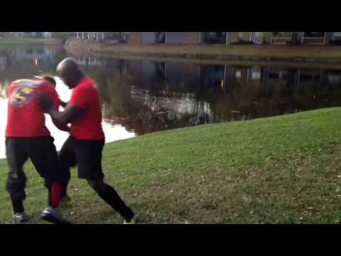 Tampa Wing Chun Kung Fu: Light sparring Image 1