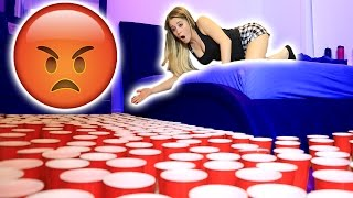 EPIC RED CUP PRANK ON GIRLFRIEND!
