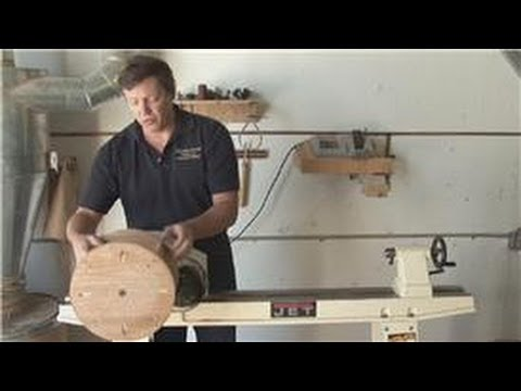 Wood Lathe Techniques : About Wood Lathe Faceplates