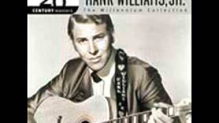 Watch Hank Williams Too Many Parties Too Many Pals video