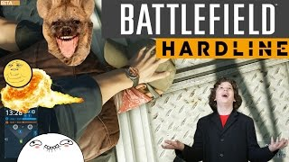Battlefield Hardline Beta funny moments