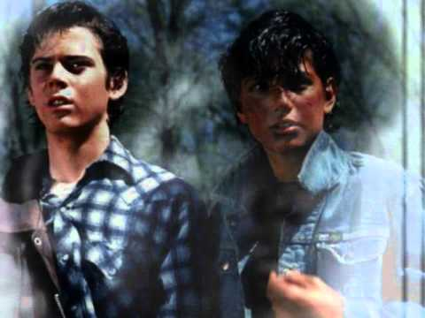 an analysis of the change of characters of ponyboy and johnny in the outsiders The outsiders chapters 3 - 4 summary johnny, and ponyboy are at the drive-in movie theater with two soc girls the outsiders important characters.