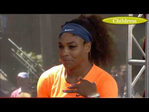 Serena Williams Vs.Venus W.-Semi Finals-Charleston-Highlights+Interview @ Family Circle Cup-2013