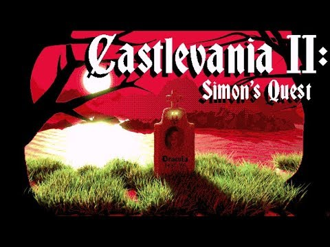 Castlevania II: Simon's Quest (NES) James & Mike Mondays