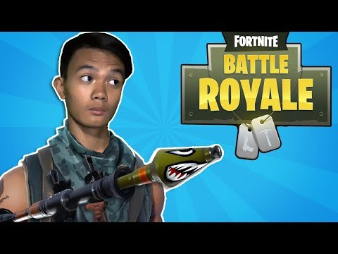 MUNTIK NA EH | Fornite Battle Royale SOLO - #Filipino
