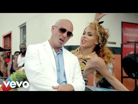 Veronica Vega - Wicked ft. Pitbull Music Videos