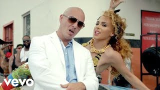 Клип Veronica Vega - Wicked ft. Pitbull