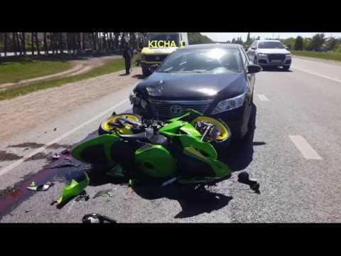 WYPADKI 2018- ROSJA Cz.3 Accidents Russia 2018