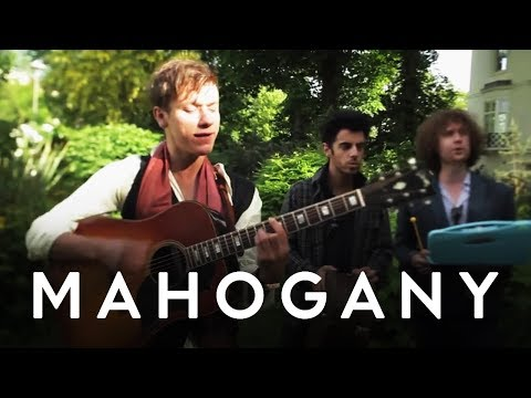 Wolf Gang - The King And All Of His Men // Mahogany Session