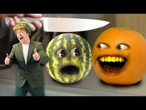 Annoying Orange - April Fool's Gold