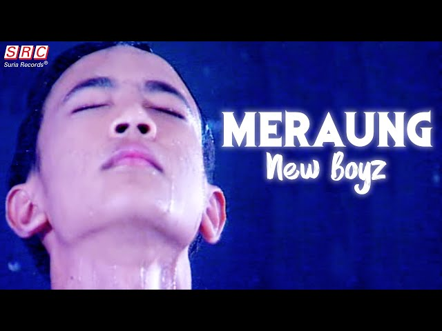 New Boyz - Meraung  (Official Music Video - HD)