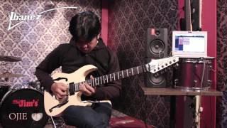 Ibanez Flying Fingers Indonesia 2017-ojie