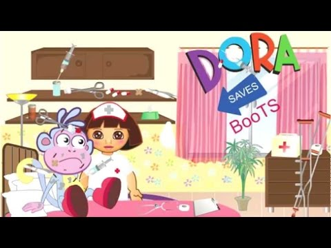 Dora The Explorer Online Games - Dora Saves Boots Game