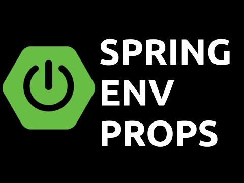 Spring Boot Properties File and Profiles Tutorial   Externalised Environment Configuration