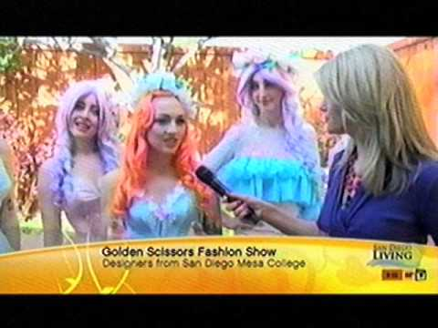San Diego Mesa College in the News - Golden Scissors Fashion Show