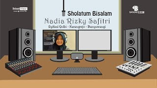 Download Lagu Nadia Rizky Safitri - Sholatum Bisalam Gratis STAFABAND