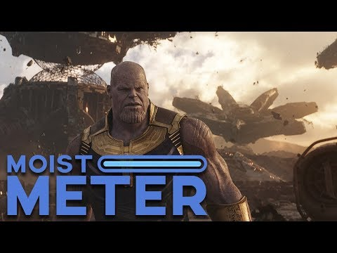 Moist Meter | Avengers: Infinity War