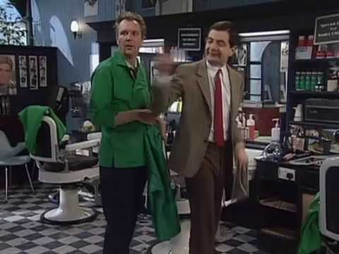 Mr Bean The Hairdresser! video