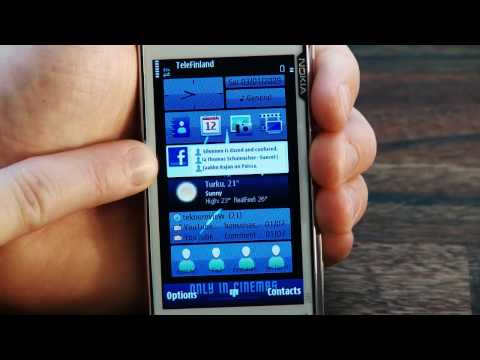 Nokia N97 Review. Touchscreen Stud or Dud? Video