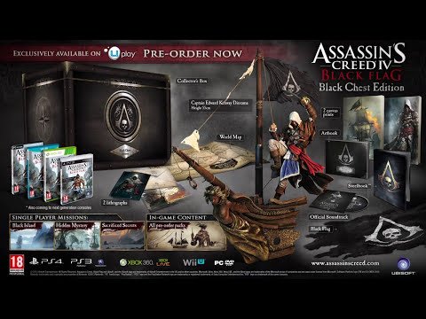 Assassins Creed 4: Black Flag True Golden Age of Pirates (HD 720p)